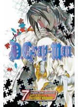 Манга | D. Gray man vol.07