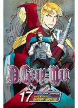 Манга | D. Gray man vol.17