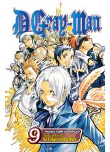 Манга на японски | D. Gray Man Japanese vol.09