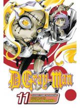 Манга на японски | D. Gray Man Japanese vol.11