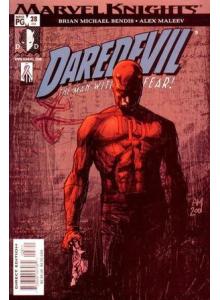 Comics 2002-02 Daredevil 28