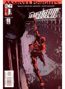 Comics 2002-03 Daredevil 29