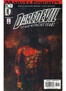 Comics 2002-05 Daredevil 31