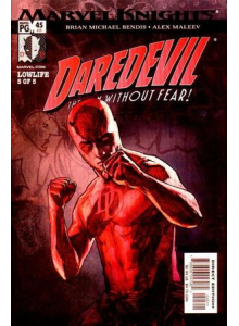 Comics 2003-05 Daredevil 45