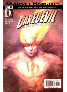 Комикс 2003-08 Daredevil 48