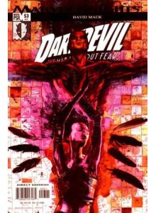 Комикс 2003-12 Daredevil 53