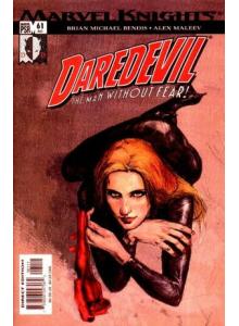 Комикс 2004-08 Daredevil 61