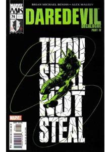 Комикс 2005-08 Daredevil 74