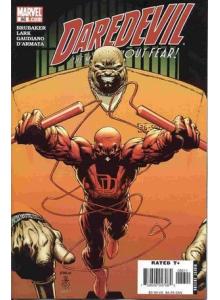 Комикс 2006-08 Daredevil 86