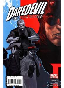 Комикс 2008-01 Daredevil 102