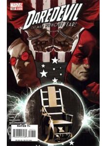 Комикс 2008-07 Daredevil 107