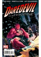 Комикс 2009-12 Daredevil 501