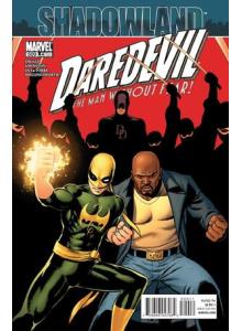 Комикс 2010-10 Daredevil 509