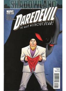 Комикс 2010-11 Daredevil 510