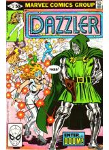 Комикс 1981-05 Dazzler 3