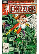 Комикс 1982-07 Dazzler 17