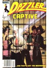 Комикс 1984-10 Dazzler 34