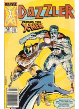 Комикс 1985-07 Dazzler 38