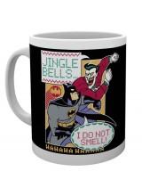 Чаша Батман Комикс Jingle Bells