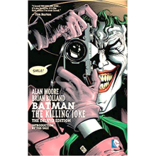 Alan Moore | Batman The Killing Joke - Deluxe hardcover
