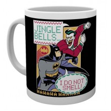 Чаша Батман Комикс Jingle Bells