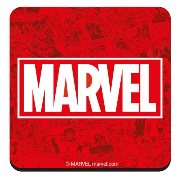DC & MARVEL - CST1MV06 Подложка за чаша Marvel Comics  1