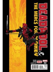 Comics 2016-05 Deadpool and The Mercs for Money 2