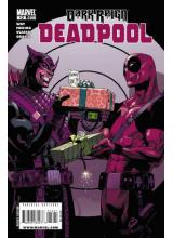 Kомикс 2009-09 Deadpool 12
