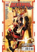 Комикс 2016-08 Deadpool 13 Original Cover