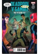 Комикс 2016-10 Deadpool v Gambit 4