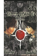 Манга | Death Note vol.13 How to Read