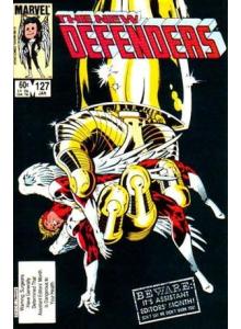Comics 1984-01 Defenders 127