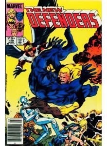 Comics 1984-03 Defenders 129