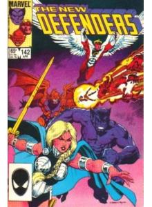 Comics 1985-04 Defenders 142