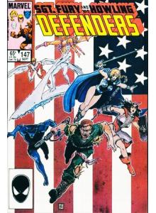 Comics 1985-09 Defenders 147