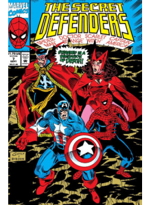 Comics 1993-09 The Secret Defenders 7