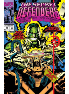 Comics 1994-01 The Secret Defenders 11