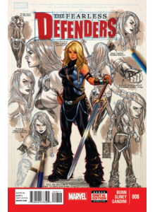 Comics 2013-10 The Fearless Defenders 8