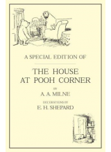 A A Milne | The House at Pooh Corner