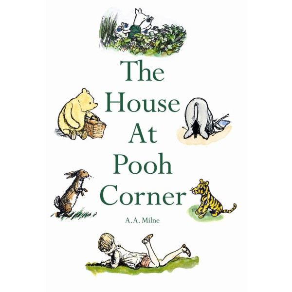 A. A. Milne | The House at Pooh Corner 1