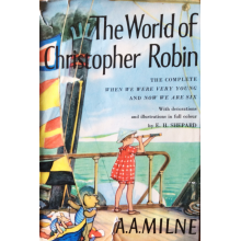A A Milne | The World of Christopher Robin