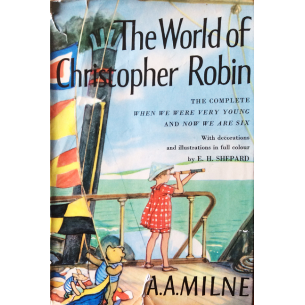 A A Milne | The World of Christopher Robin 1