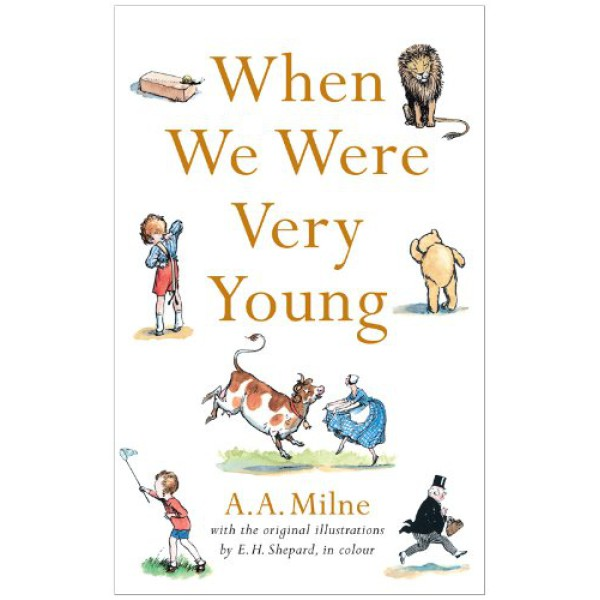 A.A. Milne | When We Were Very Young 1