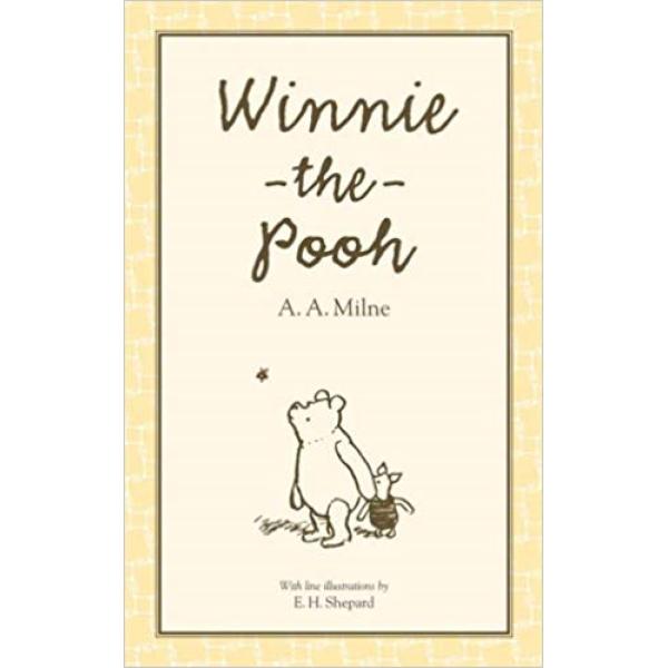 A A Milne | Winnie the Pooh 1