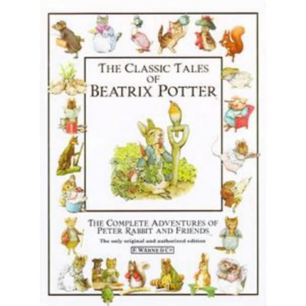 Beatrix Potter   The Classic Tales Of Beatrix Potter 1