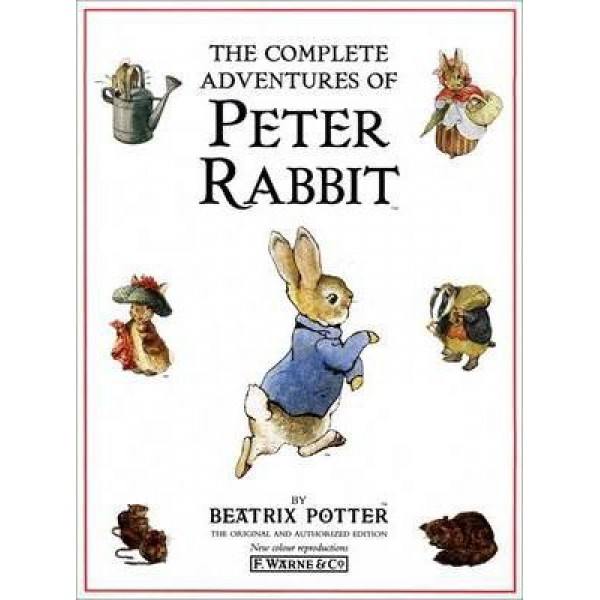Beatrix Potter | The Complete Adventures of Peter Rabbit 1