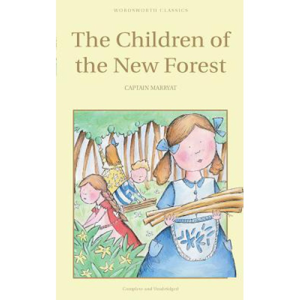 Captain Marryat | The children of the New Forest 1
