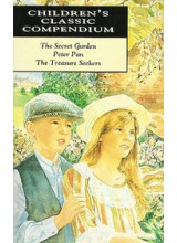 Frances Burnett | The Secret Garden Peter Pan and The Treasure Seekers