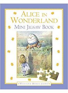 Lewis Carroll | Alice in Wonderland Jigsaw Book