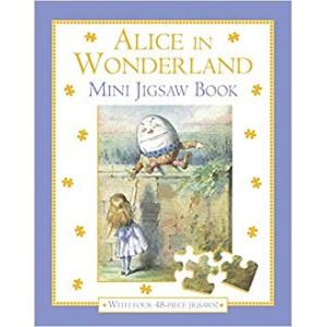 Lewis Carroll   Alice in Wonderland Jigsaw Book